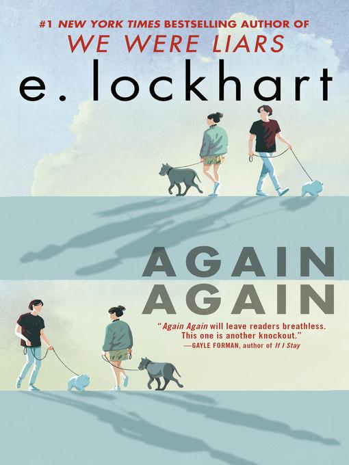 Title details for Again Again by E. Lockhart - Wait list