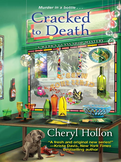 Title details for Cracked to Death by Cheryl Hollon - Wait list