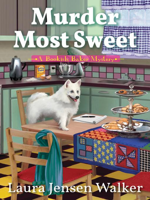 Murder Most Sweet Cover Art