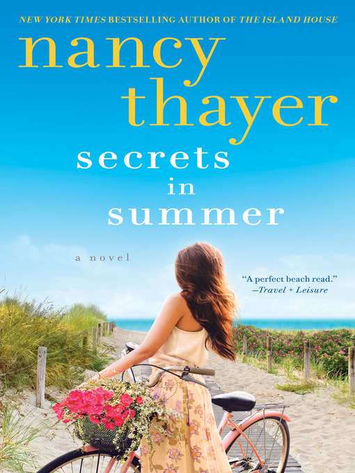 Title details for Secrets in Summer by Nancy Thayer - Wait list