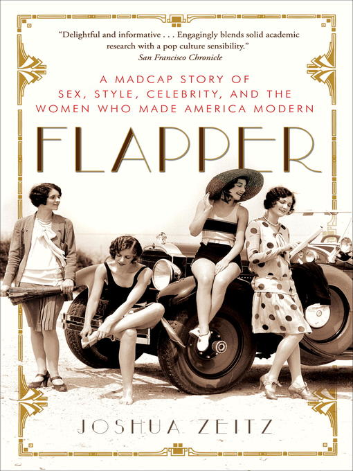Title details for Flapper by Joshua Zeitz - Wait list