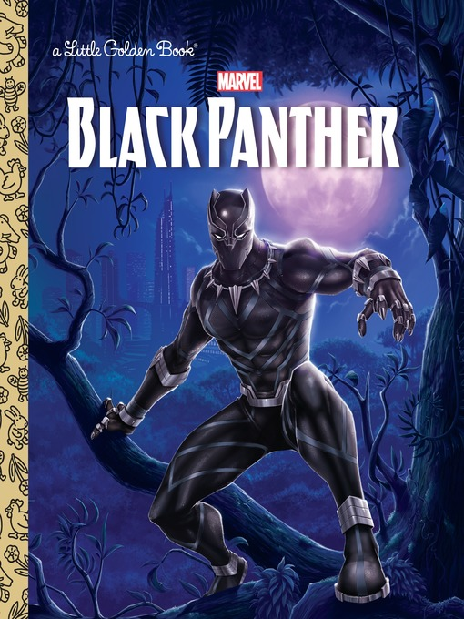 Title details for Black Panther Little Golden Book (Marvel by Frank Berrios - Available