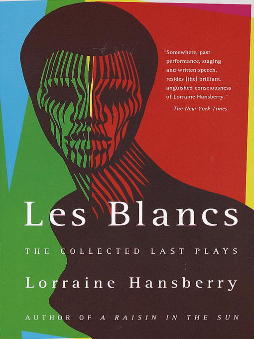 an introduction to the literature by lorraine hansberry