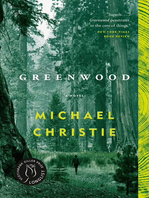 Title details for Greenwood by Michael Christie - Wait list