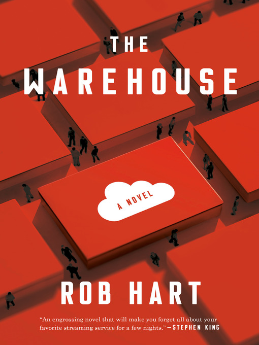 Cover image for book: The Warehouse
