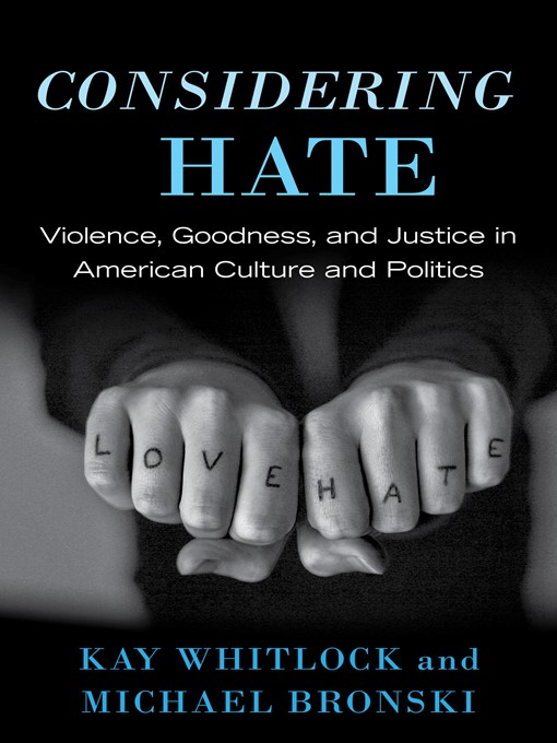 an introduction to the issue of hate violence in todays society Racism and its affect on society may 8, 2012 by the whites seem to hate the blacks just as much as the as to not trigger any alarms that may cause an issue.