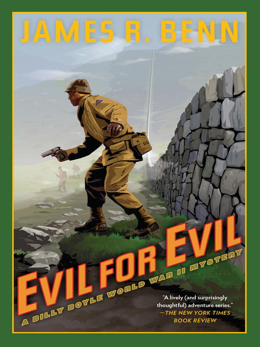 Title details for Evil for Evil by James R. Benn - Available