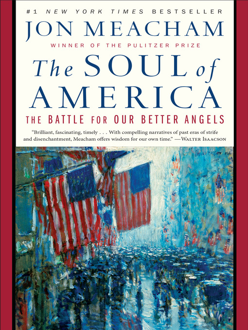Cover of The Soul of America
