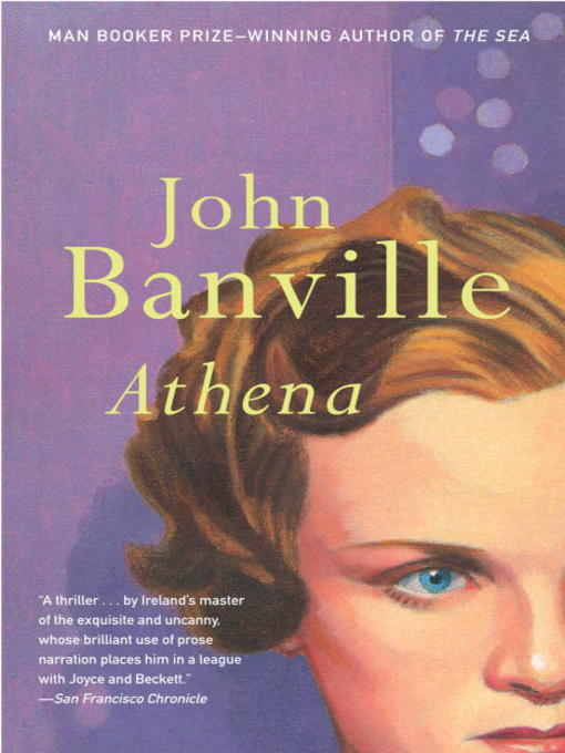 Title details for Athena by John Banville - Available