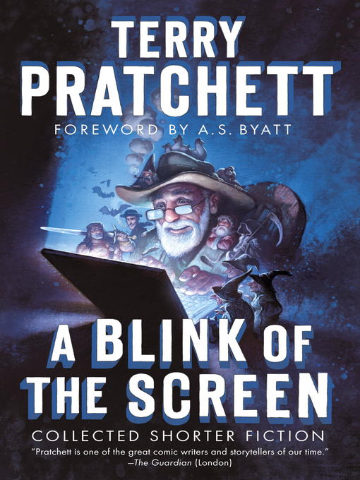 Title details for A Blink of the Screen by Terry Pratchett - Wait list