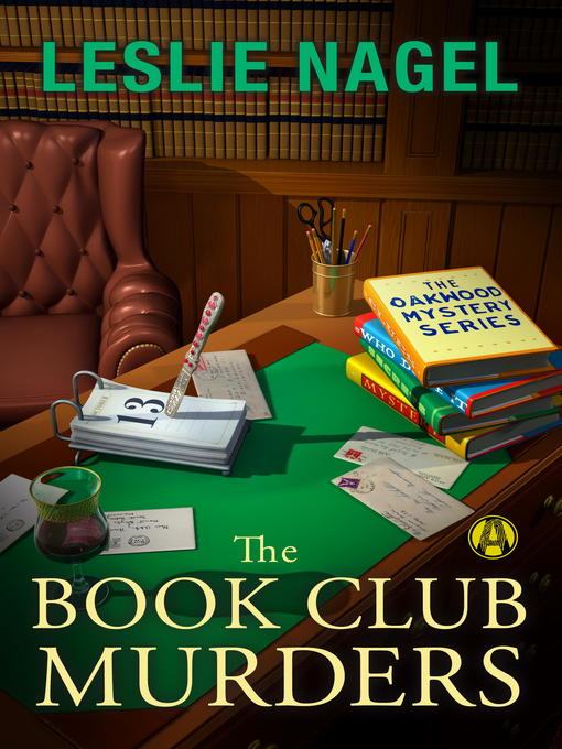 Title details for The Book Club Murders by Leslie Nagel - Available