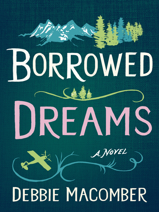 Cover of Borrowed Dreams