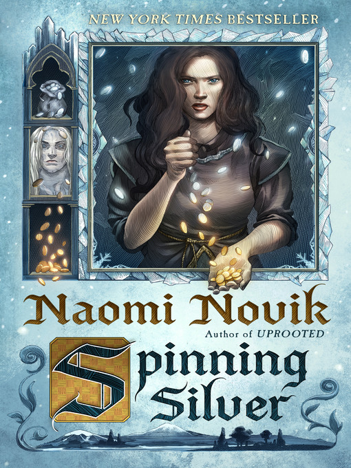 Cover of Spinning Silver