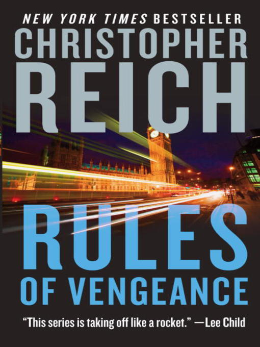 Title details for Rules of Vengeance by Christopher Reich - Wait list