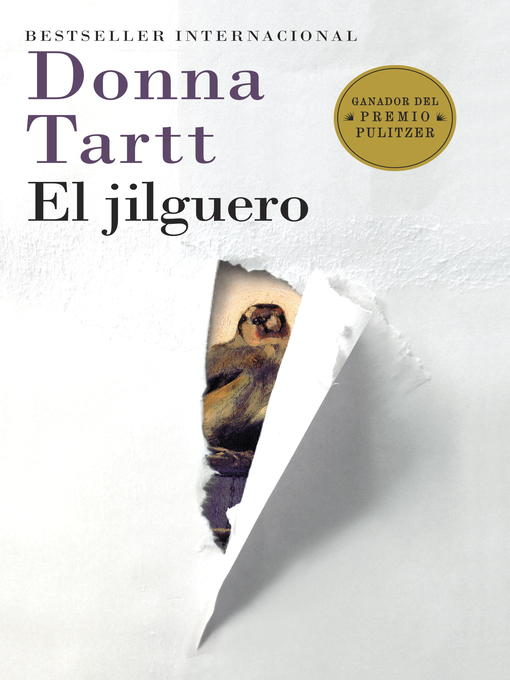 Title details for El jilguero by Donna Tartt - Available