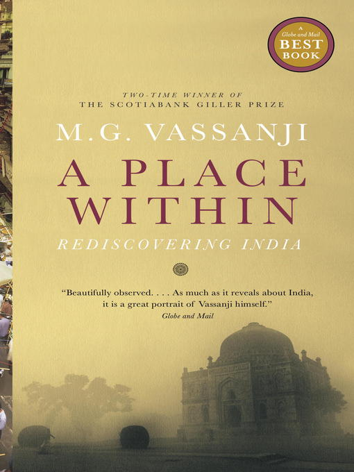 Cover of A Place Within