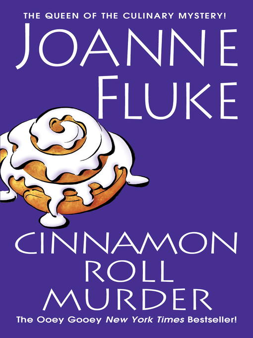 Cover of Cinnamon Roll Murder