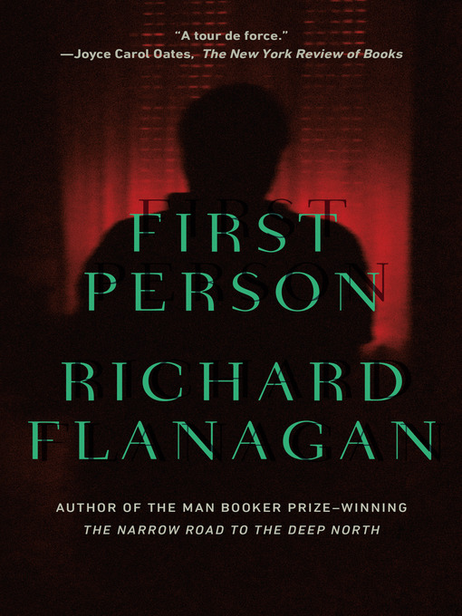 Cover of First Person
