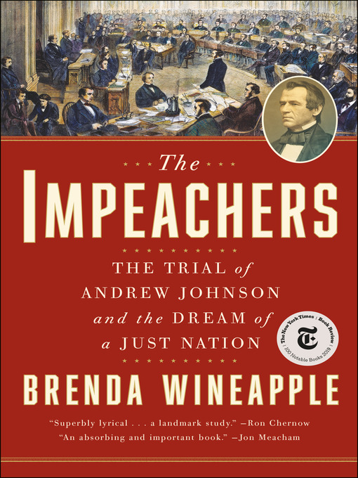 Title details for The Impeachers by Brenda Wineapple - Available