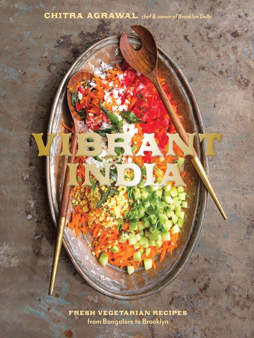 Title details for Vibrant India by Chitra Agrawal - Available