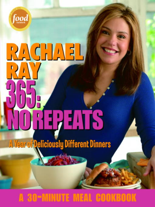 Title details for Rachael Ray 365 by Rachael Ray - Available