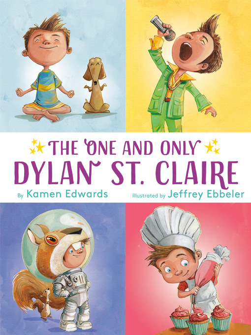 Title details for The One and Only Dylan St. Claire by Kamen Edwards - Available