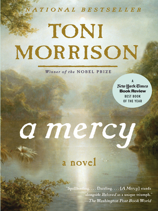 Title details for A Mercy by Toni Morrison - Available