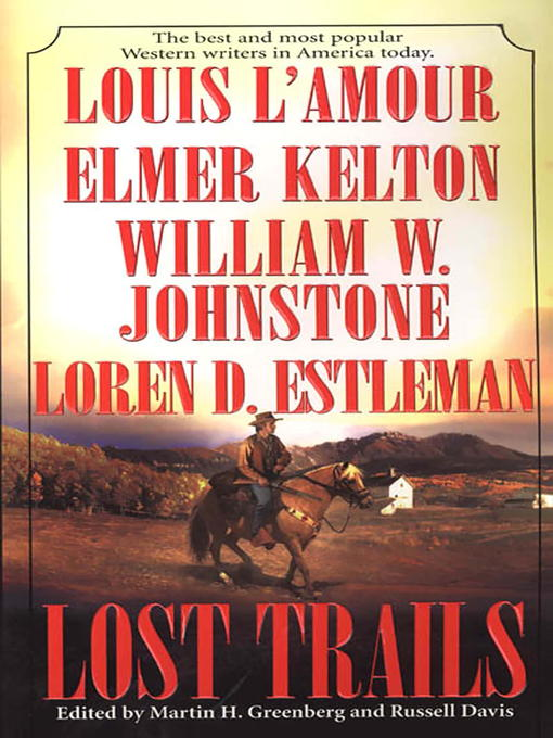 Title details for Lost Trails by Louis L'Amour - Wait list