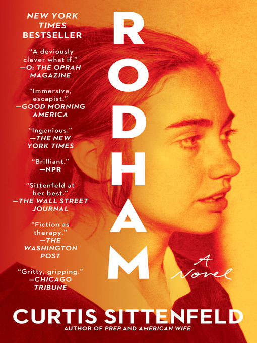 Title details for Rodham by Curtis Sittenfeld - Wait list