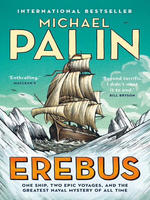 Title details for Erebus by Michael Palin - Wait list