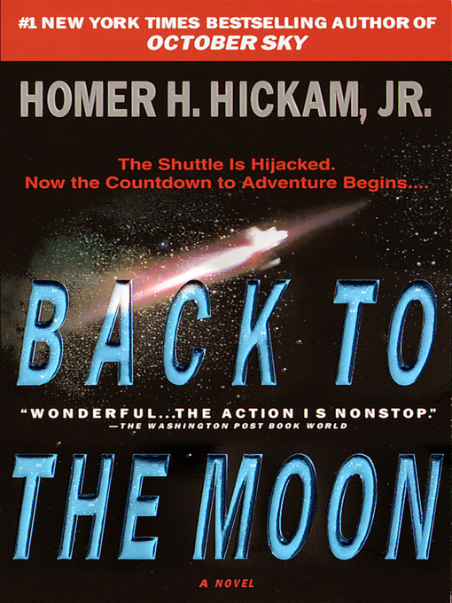 Title details for Back to the Moon by Homer Hickam - Wait list