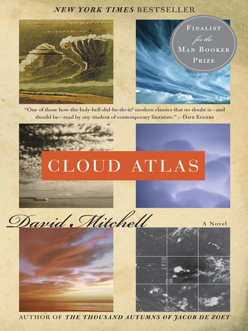 Title details for Cloud Atlas by David Mitchell - Available