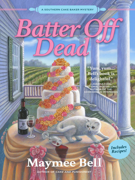 Title details for Batter Off Dead by Maymee Bell - Available