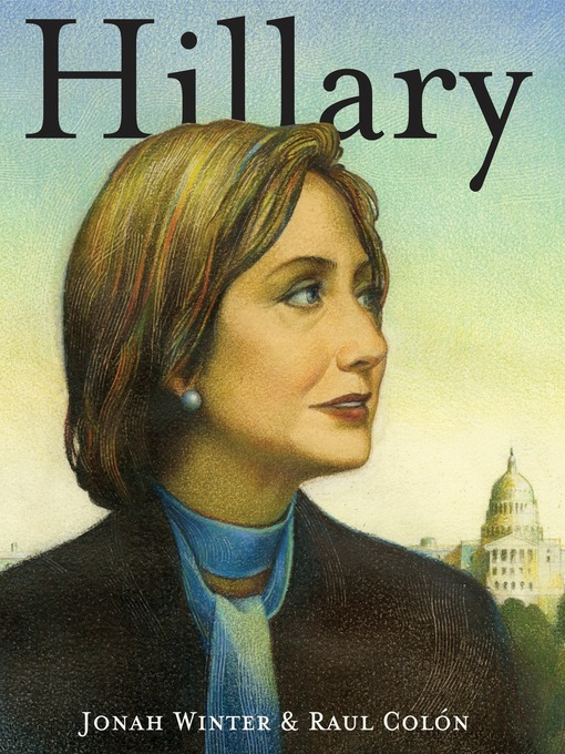 Title details for Hillary by Jonah Winter - Available