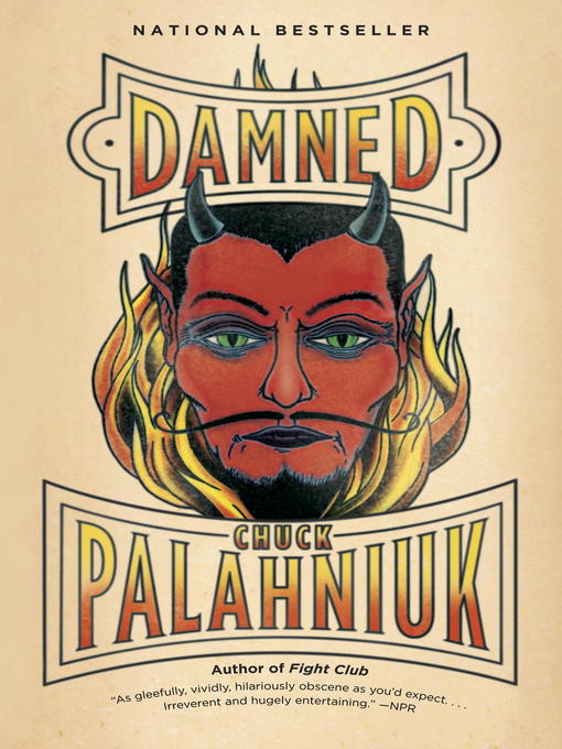 Title details for Damned by Chuck Palahniuk - Available