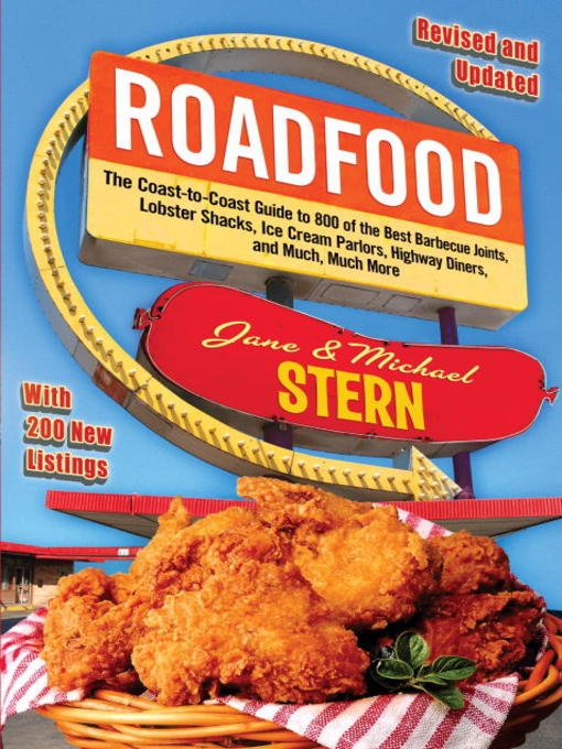 Title details for Roadfood by Jane Stern - Available