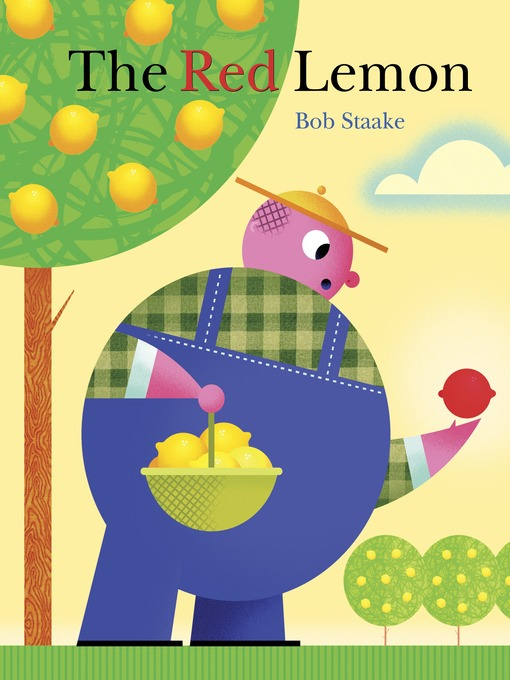 Title details for The Red Lemon by Bob Staake - Wait list
