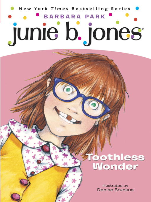 Title details for Toothless Wonder by Barbara Park - Available