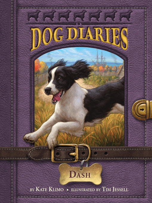 Title details for Dog Diaries #5 by Kate Klimo - Wait list