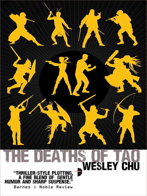 Title details for The Deaths of Tao by Wesley Chu - Available