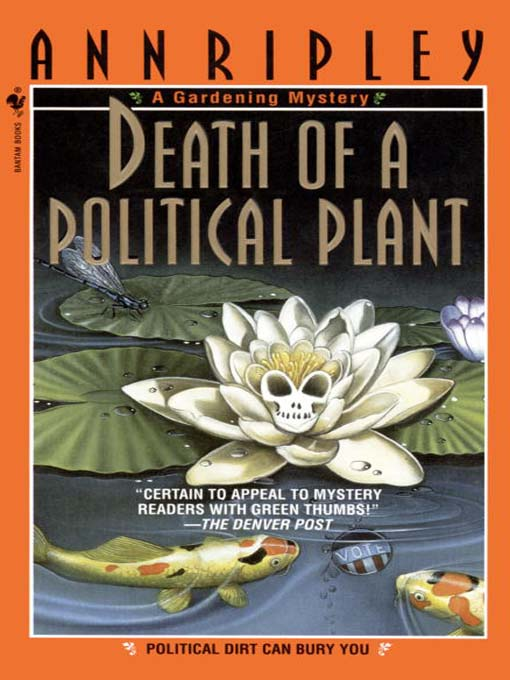 Title details for Death of a Political Plant by Ann Ripley - Available