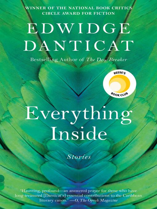 Title details for Everything Inside by Edwidge Danticat - Wait list