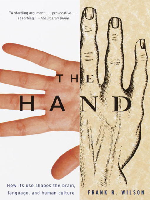 Title details for The Hand by Frank R. Wilson - Available