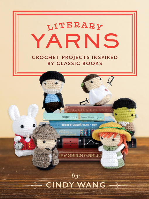 Title details for Literary Yarns by Cindy Wang - Wait list