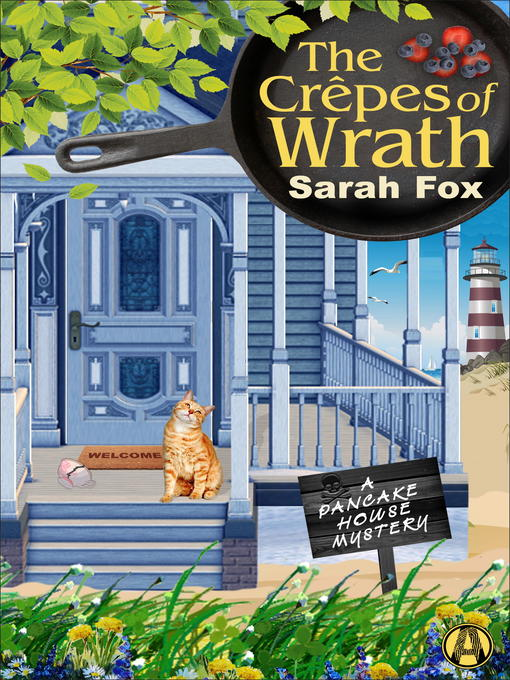 Title details for Crepes of Wrath by Sarah Fox - Available