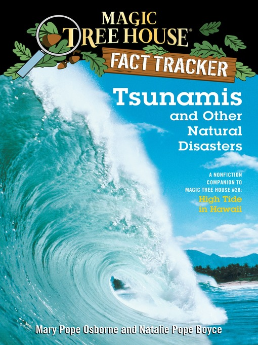 Title details for Tsunamis and Other Natural Disasters by Mary Pope Osborne - Available