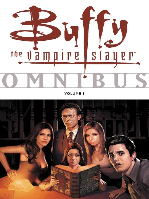 Cover image for Buffy Omnibus, Volume 3