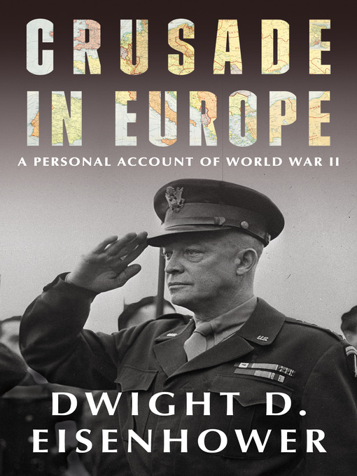 Cover of Crusade in Europe