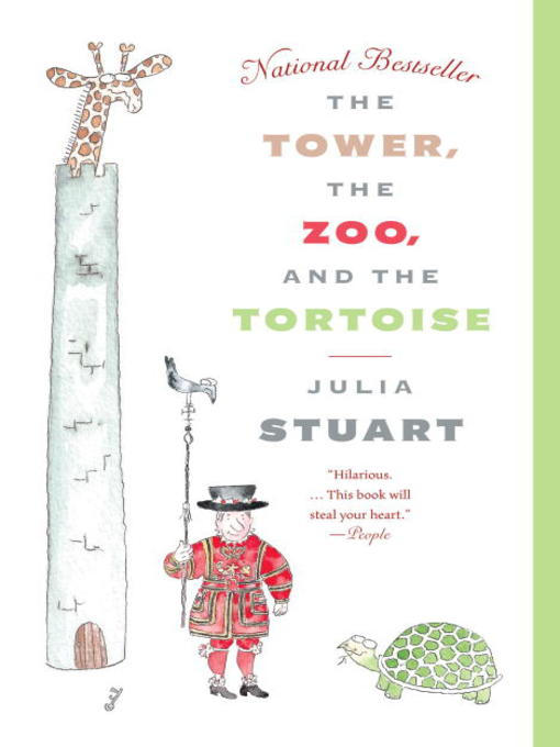 Title details for The Tower, the Zoo, and the Tortoise by Julia Stuart - Wait list