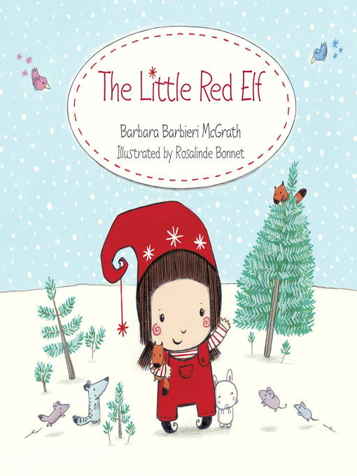 Title details for The Little Red Elf by Barbara Barbieri McGrath - Available